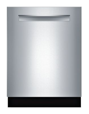 800 Series SHPM78W55N 24-inch Flush Handle Dishwasher - Stainless Steel photo