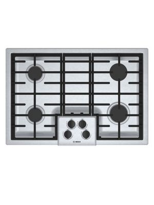 NGM5056UC-30-inch 4 Burner Gas Cooktop- Stainless Steel photo