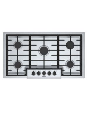 NGM5656UC -36-inch 5 Burner Gas Cooktop-Stainless Steel photo