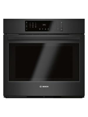800 Series - 30-inch Single Wall Oven-Black photo