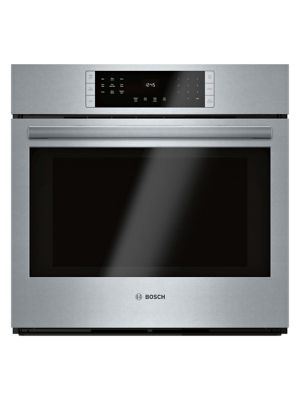 800 Series - 30-inch Single Wall Oven-Stainless Steel photo