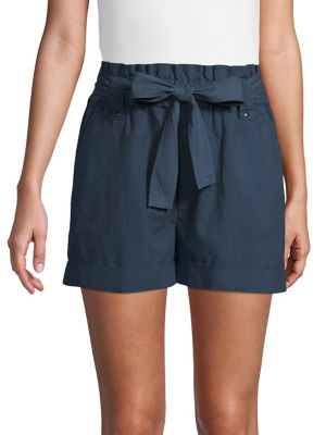 Jessica Simpson Polka Dot Demin Jean Cutoff Shorts Forever Low Rise Size 27 Fast Color Women's Clothing
