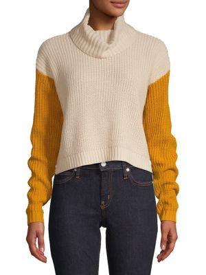 colourblock-turtleneck-sweater by design-lab