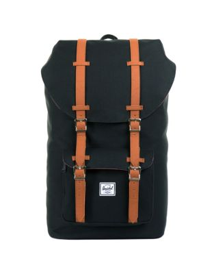 4a7865e2441 Little America Backpack BLACK. QUICK VIEW. Product image