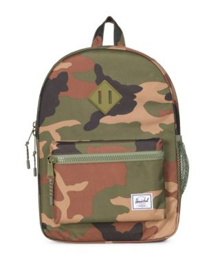 8419d39f3dc Product image. QUICK VIEW. Herschel Supply Co. Heritage Youth Camo Backpack
