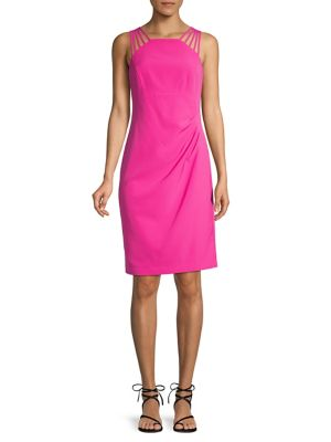 7289715322ed Product image. QUICK VIEW. Vince Camuto. Squareneck Sheath Dress