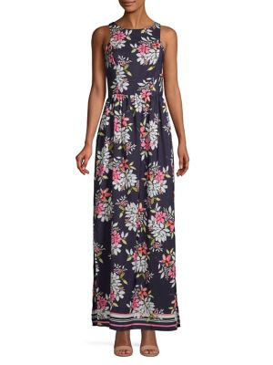 68bc6d3ab15 QUICK VIEW. Vince Camuto. Floral Sleeveless Maxi Dress