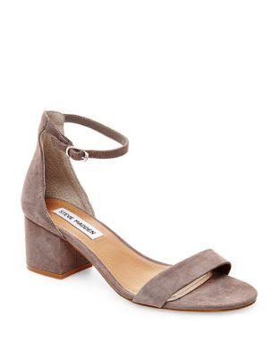 dad6b7b13e5 Irenee Suede Dress Sandals