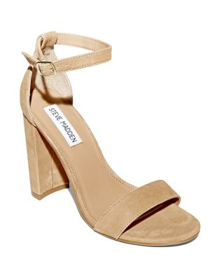 9eaf53b07 QUICK VIEW. Steve Madden. Carrson Suede Heeled Sandals