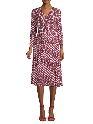 0436245716f79 Product image. QUICK VIEW. Weekend Max Mara. Printed Wrap Dress