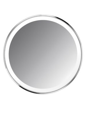 Ring Handle Stainless Steel Led Compact Mirror by Simplehuman