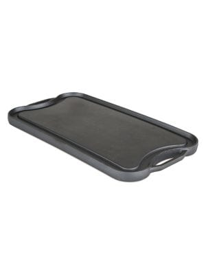 Cast Iron Pre-Seasoned Reversible Grill/Griddle Pan photo