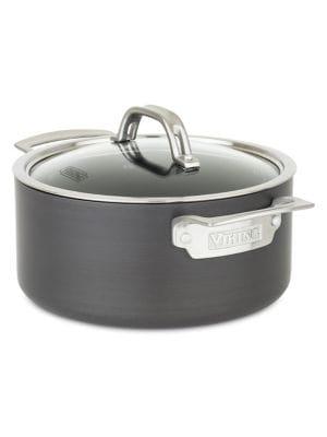 Hard Anodized Nonstick 4 Qt. Soup Pot photo
