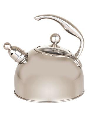 2.6Qt. Stainless Steel Tea Kettle photo