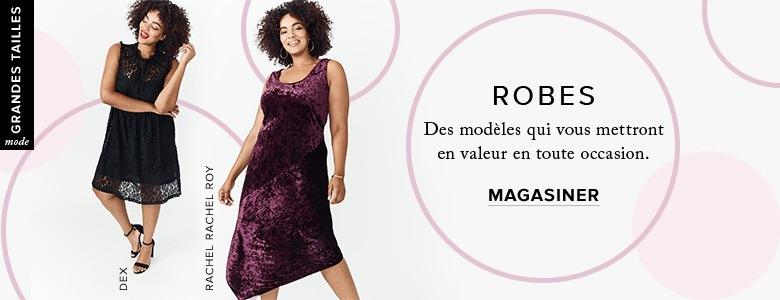 Femme - Vêtements pour femme - Grandes tailles - labaie.com 09b9e04b788
