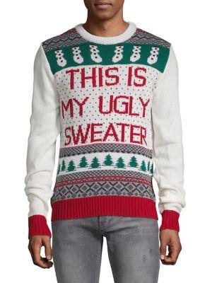 Christmas Sweaters Jusqua 40 Pc De Rabais Chandails Festifs