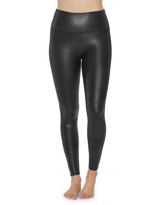 b7a9fe606283b QUICK VIEW. Spanx. Faux Leather Pebbled Leggings. $144.00 Now $108.00 · Faux  Leather Camo Leggings MATTE BLACK
