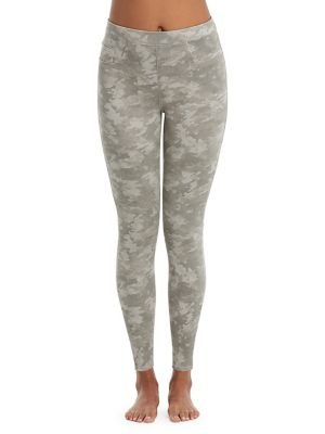 ad0b479df3b01 Product image. QUICK VIEW. Spanx. Camouflage Cotton Blend Ankle Jeggings.  $108.00 · Faux Leather Pebbled Leggings ...