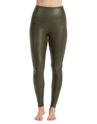 d79319fdc QUICK VIEW. Spanx. Faux Leather Leggings