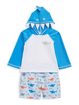 70edb2d2051e3 Maillot de bain dermoprotecteur deux pièces pour bébé garçon Requins