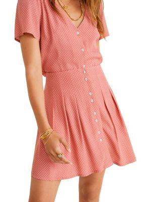 Brand RED WAGON Girls Button Front Denim Skirt