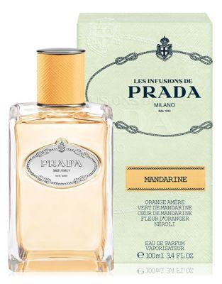 cac13f317dd75 Product image. QUICK VIEW. Prada. Les Infusions de Prada Mandarine Eau de  Parfum Spray.  180.00