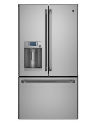 ENERGY STAR 22.1 Cu. Ft. French Door Ice and Water Refrigerator photo