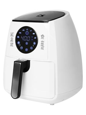 UPC 600090985067 product image for 3.2 Quart Digital Air Fryer with Baking Pan | upcitemdb.com