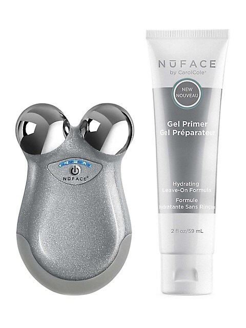 Nuface Limited Edition Mini Facial Toning Device Break The Ice Collection
