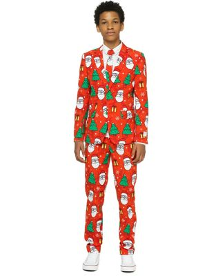 1c0203207 QUICK VIEW. OppoSuits. Boys 3-Piece Holiday Hero Suit