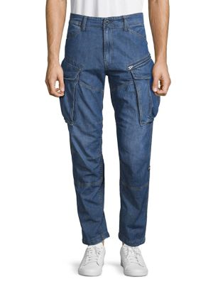 184af18ddc0 Classic Cotton Cargo Pants DARK BLUE. QUICK VIEW. Product image. QUICK  VIEW. G-Star RAW. Classic Cotton Cargo Pants