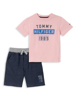 5cc7526aee81 QUICK VIEW. Tommy Hilfiger. Baby Boy's 2-Piece ...