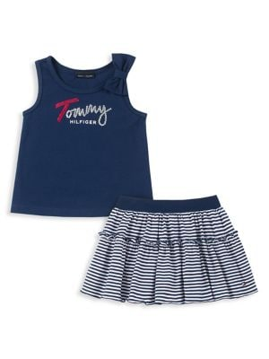5f29460de QUICK VIEW. Tommy Hilfiger. Baby Girl's ...
