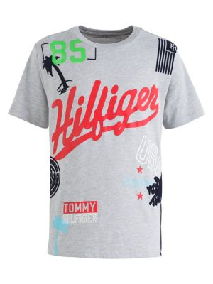 75d84c554 Product image. QUICK VIEW. Tommy Hilfiger. Boy's Graphic Stretch Tee