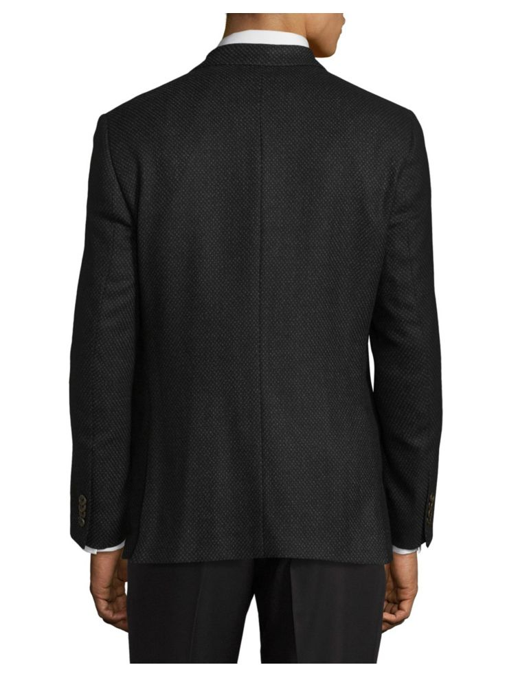 ebef8af54fa61e Ted Baker No Ordinary Joe - Fully Lined Wool Overcoat - thebay.com