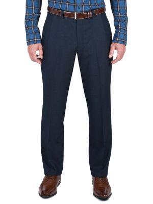 c16832557f2e3d Product image. QUICK VIEW. Haggar. Herringbone Dress Pants