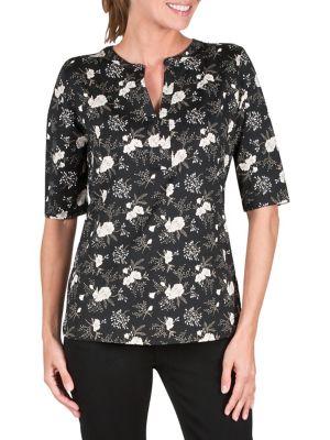 0ba5b4f3 Women - Women's Clothing - Petites - Tops - thebay.com