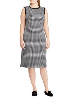 Lauren Ralph Lauren Women Womens Clothing Plus Size Dresses