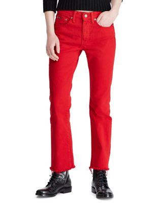 LaurenWomen Women's Ralph Jeans Bootcut Polo Clothing K1c3JTlF