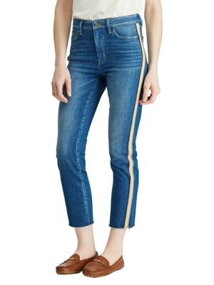 57d94cb87c2 Product image. QUICK VIEW. Lauren Ralph Lauren. Straight Ankle Jeans.   155.00