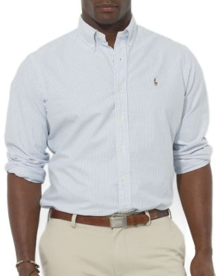 9e0bd145cd2760 Photo du produit. COUP D OEIL. Polo Ralph Lauren. Tallie Grande Chemise  oxford ...