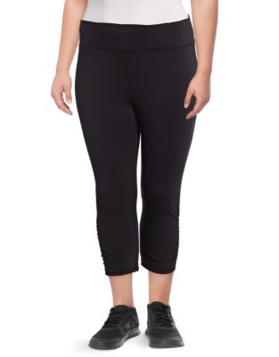 b914115b31 Plus Om Yoga Capri Pants GREY. QUICK VIEW. Product image. QUICK VIEW. Gaiam