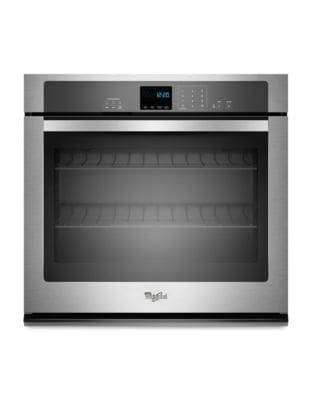 WOS51EC7AS 4.3 cu. ft. Single Wall Oven with AccuBake Temperature Management System- Stainless Steel photo