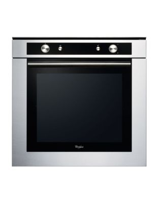 WOS52EM4AS 2.6 cu. ft. Convection Wall Oven with Hidden Bake Element- Stainless Steel photo