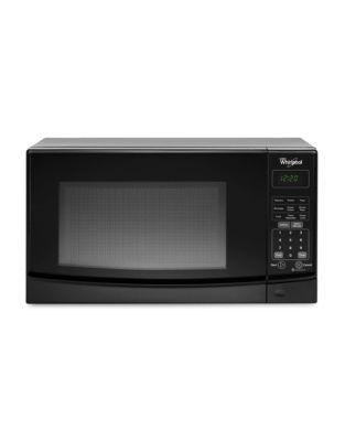 WMC10007AB 0.7 cu. ft. Countertop Microwave with Electronic Child Lockout Feature- Black photo