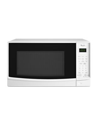 WMC10007AW 0.7 cu. ft. Countertop Microwave with Electronic Child Lockout Feature- White photo