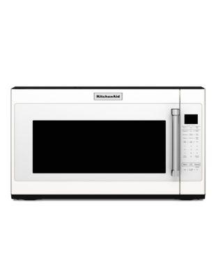 YKMHS120EW 30-Inch 950-Watt Microwave with 7 Sensor Functions - White photo