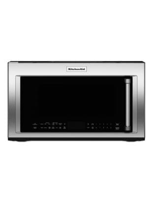 YKMHP519ES 30-Inch 1000-Watt Convection Microwave with High-Speed Cooking - Stainless Steel photo