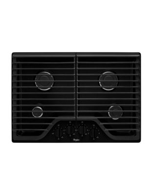 WCG51US0DB 30-inch Gas Cooktop with Multiple SpeedHeat Burners- Black photo