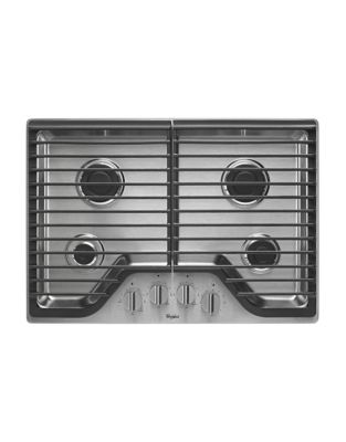 WCG51US0DS 30-inch Gas Cooktop with Multiple SpeedHeat Burners- Stainless Steel photo